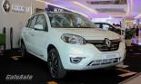 Renault Koleos 2015 – nâng cấp trang bị, giá không đổi