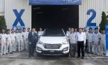 Hyundai Thành Công xuất xưởng chiếc SantaFe thứ 4.000