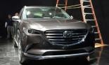Xe gia đình 7 chỗ Mazda CX-9 thế hệ mới chính thức lộ diện