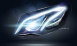 Nội thất đầy hấp dẫn trên Mercedes-Benz E–Class 2017