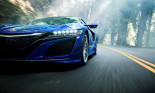 Huyền thoại tái sinh Acura NSX 2017 có giá từ 156.000 USD