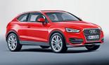 Audi Q2 sẽ được trình làng vào năm sau