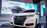 Lộ ảnh Honda Odyssey phiên bản nâng cấp