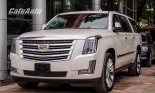 Cadillac Escalade ESV Platinum – SUV hạng sang chất Mỹ