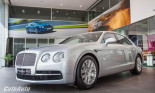 """Bentley Flying Spur """"kẻ"""" phá vỡ thế độc tôn của Maybach S600"""