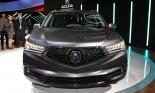 Acura MDX 2017: SUV mới đậm chất thể thao của Honda