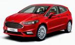 Lộ ảnh Ford Fiesta thế hệ mới