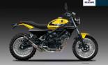 "Suzuki SV650: Sau ""tái xuất"" là Cafe Racer và Scrambler?"