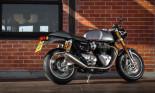 Triumph Thruxton R 2016 kết hợp cafe racer và thể thao hiện đại
