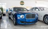 Mục sở thị cỗ xe siêu sang Bentley Mulsanne Speed giá 22 tỷ tại Việt Nam