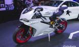 Cận cảnh siêu mô tô Ducati 959 Panigale 2016 đầu tiên tại Việt Nam