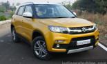 Suzuki Vitara Brezza sẽ có thêm tùy chọn động cơ xăng