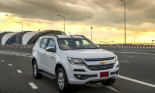 Chevrolet Trailblazer facelift ra mắt khách hàng Đông Nam Á