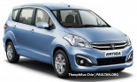 Suzuki Ertiga MPV lên lịch ra mắt tại Malaysia