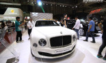 Ngắm dàn xe sang, siêu xe tại gian hàng Bentley - Lamborghini