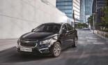 Chevrolet Cruze phiên bản mới ra mắt, giá từ 589 triệu đồng
