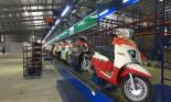 Peugeot xuất xưởng chiếc Django 125 đầu tiên lắp ráp tại Việt Nam