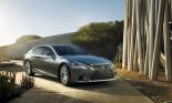 """Lexus chính thức tung """"át chủ"""" bài LS 500 2018"""