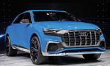 Audi Q8 sẽ sớm được sản xuất trong năm 2018