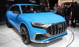 Audi Q8 RS concept đạt hiệu suất tối đa 600 mã lực?