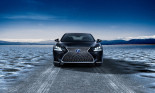 Lexus LS 500h hoàn toàn mới ra mắt công chúng