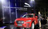 Jaguar F-PACE hiệu suất cao ra mắt khách hàng Việt Nam