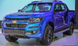 Cận cảnh Chevrolet Colorado High Country Storm mới ra mắt