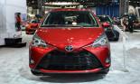 Hình ảnh mới nhất của Toyota Yaris 2018 tại New York Auto Show 2017
