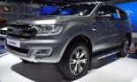 Ford Everest 2017 giá 914 triệu đồng tại Thái Lan