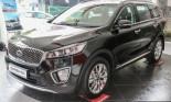 Kia Sorento High Spec diesel ra mắt khách hàng Malaysia