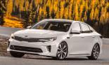Kia Optima 2017 đạt tiêu chuẩn an toàn cao nhất từ IIHS