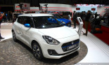 Suzuki Swift thế hệ mới ra mắt tại Croatia, giá từ 222 triệu đồng