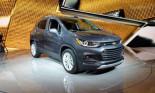 Chevrolet Trax 2018: Bổ sung trang bị và phiên bản mới