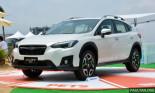 Subaru XV 2017 chính thức trình làng tại Đài Loan, sắp về Việt Nam