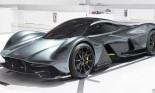 Siêu xe Aston Martin Valkyrie mạnh 1.130 mã lực