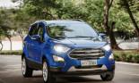 Ford EcoSport 2018 sắp bán ra tại Brazil