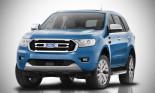 Ford Everest 2018 lộ diện mạo qua hình ảnh phác họa