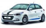 Hyundai tung i20 N thách thức Ford Fiesta ST