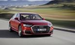 Chi tiết những nâng cấp mới trên Audi A8 2018 vừa ra mắt