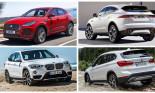So sánh Jaguar E-Pace 2018 và BMW X1 qua hình ảnh