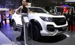 Chevrolet Trailblazer đối thủ mới của Toyota Fortuner tại Việt Nam