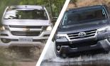 Chevrolet Trailblazer liệu có là đối thủ xứng tầm của Toyota Fortuner?