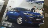 Rò rỉ hình ảnh Toyota Yaris Ativ trước ngày ra mắt