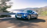 Bentley Continental GT 2018 trình làng: dài, rộng, nhẹ hơn