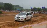 Nissan Navara lên ngôi Vua bán tải tại giải đua xe Ô tô Địa hình Việt Nam 2017