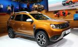 Renault Duster 2018 ra mắt, ngoại thất cuốn hút, nội thất rộng hơn