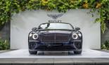 Chỉ sau một tuần ra mắt, Bentley Continental GT 2018 đã về Singapore