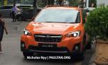 Subaru XV thế hệ mới xuất hiện tại Malaysia