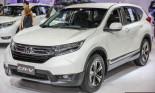 Honda CR-V mẫu mới bắt đầu bán tại Việt Nam từ 13/11