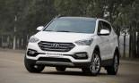 Hyundai SantaFe 2017 về mức 898 triệu, giảm sốc 230 triệu đồng